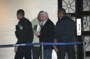 Piden evaluar fianza solicitada a favor de Ricardo Martinelli