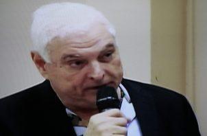 Defensa de Ricardo Martinelli alega que tiene graves afectaciones cardiológicas.