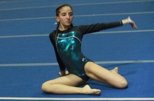 El equipo Dream Gymnastics se quedó con el campeonato. Anayansi Gamez