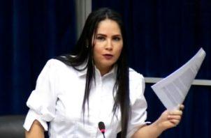 Diputada Zulay Rodríguez