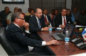 Jorge Barakat, administrador de la AMP. Foto/Cortesía