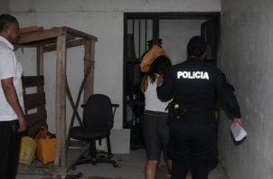 El hecho, en el que estuvo involucrada Felícita Guevara, ocurrió entre la noche del viernes y la madrugada del sábado en el distrito de Aguadulce. Víctor Arosemena