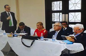 Audiencia a expresidente de la República, Ricardo Martinelli se reanudará el 15 de septiembre. Foto/José Chacón
