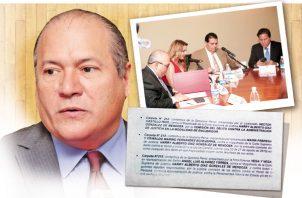 Se analizarán tres carpetas que contienen denuncias contra Harry Díaz