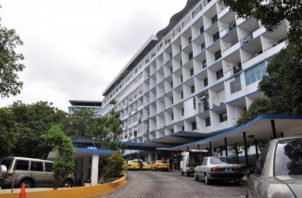 El complejo de la Caja de Seguro Social es un hospital que ya colapsó, según Alfredo Martiz.