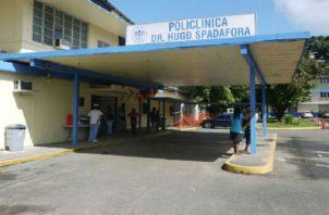 Los servicios médicos médicos fueron habilitados en áreas especiales. Foto/Diómedes Sánchez