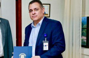 Director de la CSS, Julio García Valarini