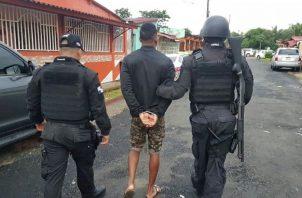 Las detenciones se realizan en conjunto con miembros de la Policía Nacional/Foto: Archivo