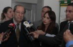 El presidente del CNP, Juan Planells, confirmó que se elevará ante la SIP las intimidaciones a NEX. Foto/Víctor Arosemena