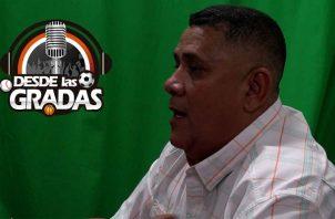 Danilo Velasco cree que el softbol necesita apoyo.