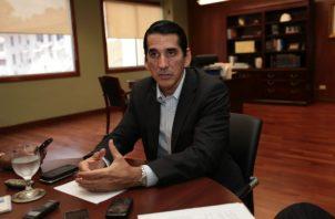 El candidato presidencial de CD Rómulo Roux hace llamado a gobierno de Juan Carlos Varela.