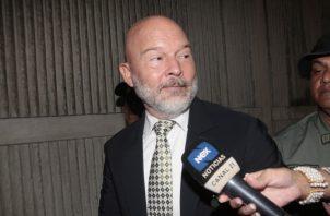 Gustavo Pérez lleva detenido más de tres años y se le han abierto varios casos en su contra. Víctor Arosemena