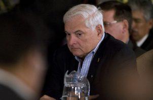 Ricardo Martinelli tiene su salud deteriorada, aseguró la defensa del exgobernante./ Foto: Panamá América