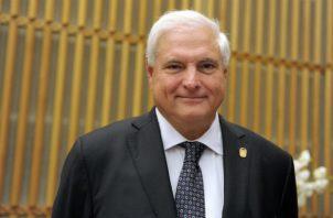 Ricardo Martinelli Berrocal, expresidente de la República de Panamá.