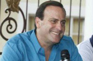 Riccardo Francolini no evadió el proceso. Foto: Archivo