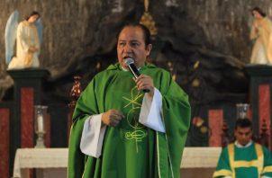 El Ministerio Público señaló que el religioso no está vinculado al hecho y que ha colaborado con la justicia. Foto: Crítica.