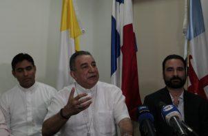 La Iglesia católica habría tomado distancia del presidente Juan Carlos Varela, tras la filtración del expediente.