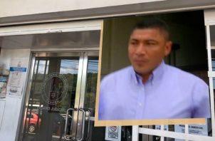 Agrazal deberá asistir a la audiencia de apelación en Panamá Oeste el  próximo lunes  a las 2:00 p.m. Archivo