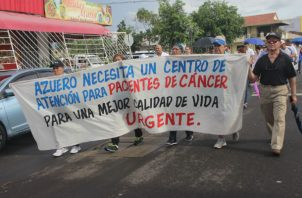 En las provincias de Herrera y Los Santos, los pacientes deben viajar hacia la capital a recibir atención del cáncer.