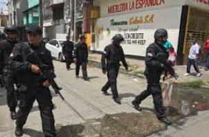 La inseguridad sigue siendo el problema que más afecta a la población panameña.