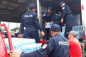 Se estima que unas 50 mil personas se vieron afectadas por esta situación en Chitré.
