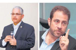 José Blandón y Mario Etchelecu son los candidatos fuertes. /Foto Archivo