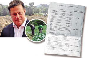 Una de las promesas del gobierno de Juan Carlos Varela era el apoyo al sector agropecuario.