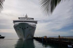Este es el tercer crucero de la temporada, que se inició el 23 de agosto pasado, y en la cual se tiene previsto que atraquen 110 naves al Caribe, para un total de 224 mil pasajeros. Foto/Tomada de Internet