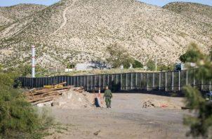 La Patrulla fronteriza informó de que el proyecto terminará a finales de abril de 2019, con un costo estimado de 22 millones de dólares.