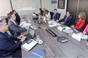 En febrero del 2017, Panamá pidió a la OMC autorización para imponer sanciones comerciales a Colombia por $210 millones. Foto/Cortesía