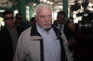 El expresdiente, Ricardo Martinelli, alerta a la Cancillería de Panamá sobre posibles ilegalidades de parte del Ministerio Público.