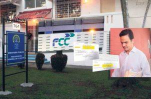 Un nuevo acuerdo con una empresa, evitaría mencionar nombres de las administraciones de Torrijos y Varela. Ilustración de Epasa