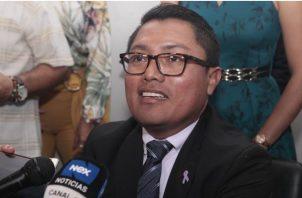 El diputado Arquesio Arias planteó que las denuncias en su contra tienen un trasfondo político.