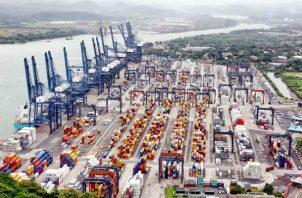 Los proyectos portuarios ya fueron aprobados en primer debate por la Asamblea Nacional. Foto/Cortesía Panama Ports Company