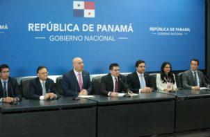 El Viceministerio de Prevención Integral estará adscrito al Ministerio de Seguridad Pública. Foto: Presidencia de la República.