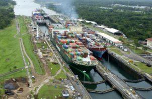 La opción de desalinización le da al Canal de Panamá sostenibilidad. Archivo