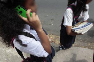 Durante este año se han registrado varios casos de grabaciones en aulas de clases. Foto de archivo