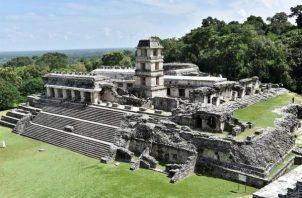 Google contribuye a divulgación de la cultura maya.