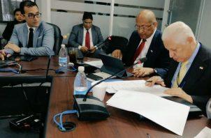 El presupuesto general del Estado asciende a  $23,316.3 millones. Foto/Asamblea Nacional