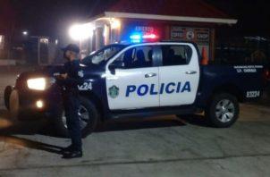 La Policía Nacional actuará en caso de los menores de edad. Foto: Mayra Madrid.