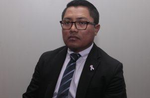 A el diputado del PRD, Arquesio Arias, le serán imputados cargos por abuso sexual.