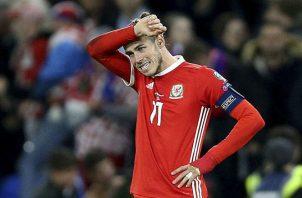 Gareth Bale se lesionó durante la fecha Fifa Foto AP