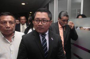 El diputado perredista, Arquesio Arias, es investigado por delitos sexuales.