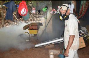 Se iniciaron operativos de fumigación y limpieza. Foto: José Vásquez.