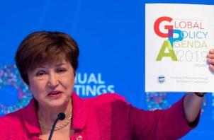 La directora gerente del FMI, Kristalina Georgieva, advirtió que el organismo esperará a ver el programa del futuro Gobierno de Argentina.