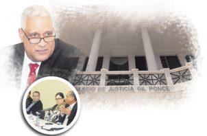 El magistrado Jerónimo Mejía aspira a reelegirse y para ello presentó su candidatura.