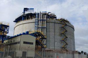 Panamá se convirtió en el primer hub de Gas Natural Licuado de Centroamérica.