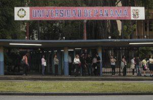 Universidad de Panamá.
