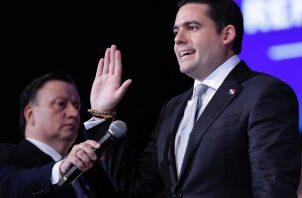 José Gabriel Carrizo también es Ministro de la Presidencia. Foto: Archivo.