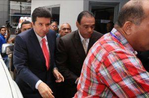 Alejandro Moncada Luna fue condenado en marzo de 2015 a cinco años de prisión. Foto: Archivo.